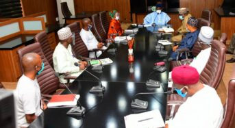 Niger State Commends Activities Of IFAD, Assures Support