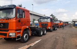 Dangote Cement Distributors Get 82 New Trucks