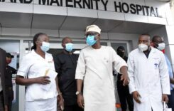 Sanwo- Olu, Wife Celebrate Eid With Patients, Health Officials At Hospitals