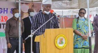 Work Progresses On Ibadan Dry Port Project