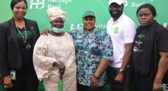 Heritage Bank, FAMO Lifts SME's, Supports 300 Private School Teachers