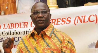 NLC Opposes NGF Proposal To Borrow From Pensions Fund
