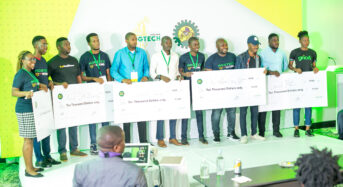 NCDMB NOGTECH 2020 Ends With $50,000 Support To 5 Winners