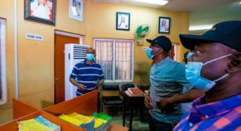 Sanwo-Olu Promises To Transform Lagos Judicial Sector