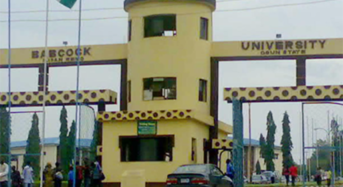 Babcock University Insists On Payment Of N25,000 By Students