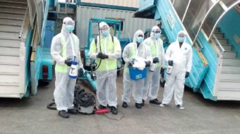 NAHCO Introduces Disinfection Services For Airlines