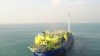 FPSO Abigai-Joseph Delivers First Nigeria Oil