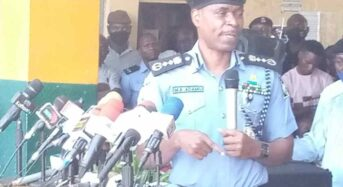 EndSARS: Police Inaugurates Committee To Assess Damages