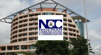NCC's TWITTER ACCOUNT RESTORED