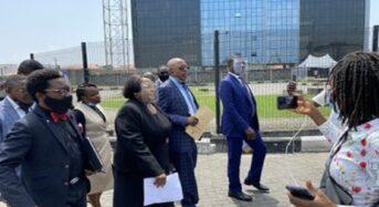 EndSARS: Lagos Panel Finds 5 Expended Bullet Shells At Lekki Tollgate