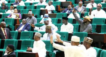 Bill To Repeal Electoral Act Passes 2nd Reading