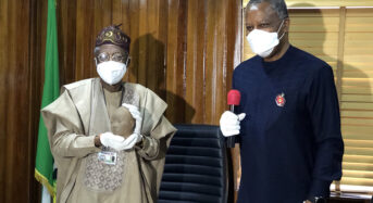 Nigeria Receives Repatriated 600-Year Old Ife Tarrecotta