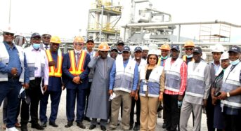 PHOTONEWS: WALTERSMITH MODULAR REFINERY EXCELLENT & GOOD TO GO-DPR