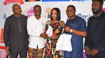Ikeja Electric Receives 2020 Most Philanthropic Disco Award