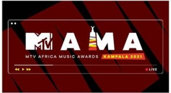 THE MTV AFRICA MUSIC AWARDS (MAMA) IS HERE!