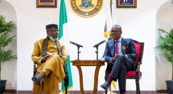 EndSARS: Okorocha Commends Sanwo-Olu's Courage