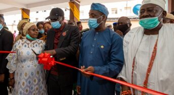 Sanwo-Olu Unveils New Capital Projects In Parts Of Lagos