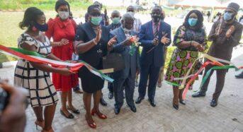 NNPC/Shell Donates ICT Center To Enugu State University