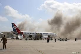 22 killed in Aden airport blast as Yemen's unity gov't arrives