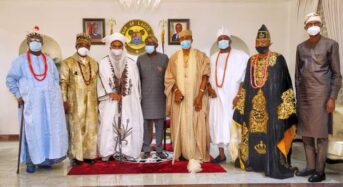 EndSARS: Traditional Rulers Urge Dialogue With Youths