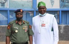 NYSC Photo News : During Brigadier General Shuaibu Ibrahim, NYSC DG's Visitation To Otunba Olusegun Runsewe DG, NCAC  In Abuja