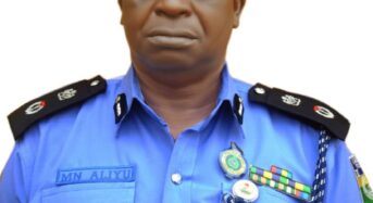 New Police Commissioner In Enugu Resumes Assures Safety Of Life/Property