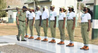 NYSC Charge Corps Members On Self-Employment