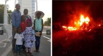 NCC Staff, Family Perish In Road Accident