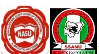 Universities Strike Starts Today