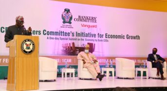 PHOTOS: GOV. SANWO-OLU ATTENDS CBN/BANKERS' COMMITTEE ONE-DAY SUMMIT AT EKO HOTELS AND SUITES, V.I ON FRIDAY, FEBRUARY 26, 2021