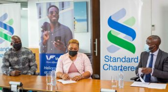 StanChart Partners Vetifly To Provide Convenience For Clients