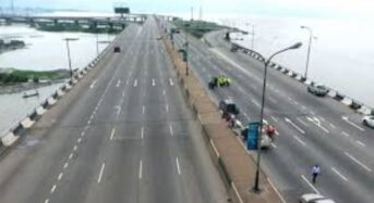 Lagos Third Mainland Bridge Set For Reopening