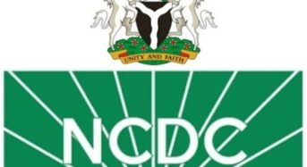 NCDC registers 52 new COVID-19 infections, 2 deaths