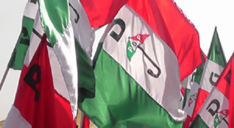 PDP unveils flag-bearers for July 24 Lagos LG polls