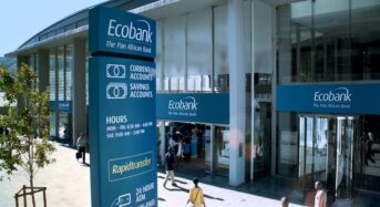 Ecobank To Pay Customers N5 For Every Dollar Received