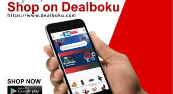 Dealboku Unveils Mobile App Commences a Sale Of Phones, Accessories