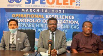 PHOTONEWS: SPE Oloibiri lecture series press conference