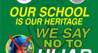 Use of Hijab in Kwara schools: Cheribim Church rejects Govt decision