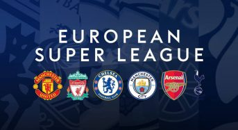 12 top European football clubs agree to found new Super League