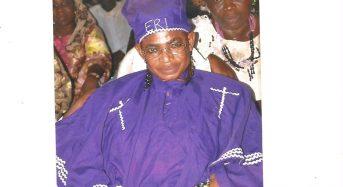 Fehintola Fagbemi for burial Thursday