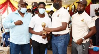 Oyo State Engages Youth In Sporting Activities