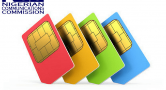 NCC Nab 5 Persons For Engaging In Illegal SIM Card Registration