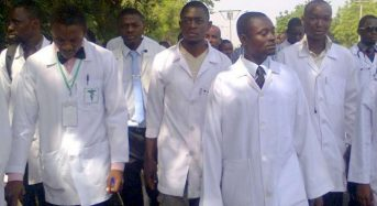 Doctors Ignore FG Plea Begins Strike