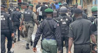 Police arrest 48 suspects over Mile 12 crisis in Lagos