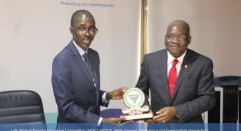 NDIC And CIBN To StrengthenBanking Industry Professionalism
