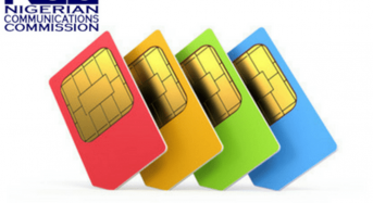 Sharing Of SIM Cards, NIN Others Is Dangerous, NCC Warns
