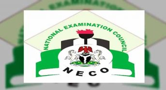 NECO: 115inmates credit English, Maths in Enugu