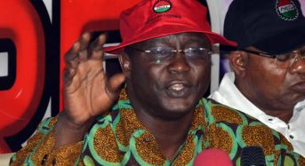 Don't Cut Workers Salaries, NLC Warns FG
