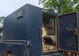 Robbers attack bullion van in Ondo state, cart away undisclosed amount of money