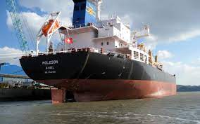 Nigeria Releases Swiss Ship Held For Diesel Smuggling